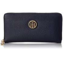 Billetera Tommy Hilfiger Lucky Charm Pebble Postal2