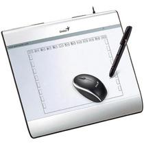 Mesa Digitalizadora Genius Mousepen I608x + Mouse Usb