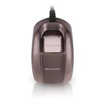 Leitor Biométrico Impressão Digital Usb 500dpi Multilaser