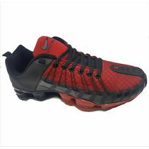 Tênis Nike Shox Masculino 12 Molas
