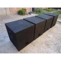 Cajas Egtheen Sound Mod Lw1400 Y W2000 Cajas Vacias ( El Son