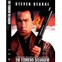 Dvd Em Terreno Selvagem - Steven Seagal - Original Lacrado