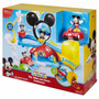 La Casa De Mickey Mouse Resbalin Deslizador Fisher Price