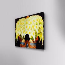 Cuadro Decorativo Diego Rivera En Canvas 60x40cm