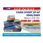 Bujia Denso Yaris Sport 2p-4p 2004/2009 K16r-u11 (3120)