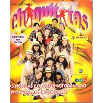 Álbum De Figurinhas Chiquititas Completo