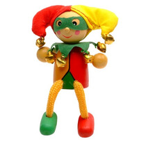 Imán De La Novedad - Jester Fiesta Crafts Infantil Papelería