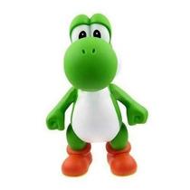 Muñeco Yoshi 12 Cm Personaje De Mario Bros Somos Tienda