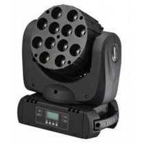 Cabezal Movil Wash Acme Pageant Fc-120 Dmx512 Led 12x10w