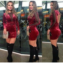Vestido - La Bella Máfia - Frete Grátis