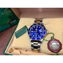 Rolex Submariner Acero Oro 18k Azul Precioso De Coleccion