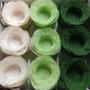 Verde Claro/ Perola/ V. Floresta