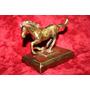 Escultura Caballo Mustang Animal Bronce