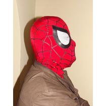 Máscara Realista Homem-aranha Spiderman Spider-man Mask