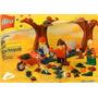 Lego Temporada Ubicada Escena De La Caída (4005 Envío Gratis