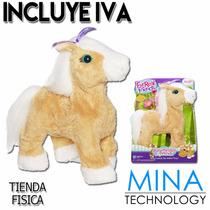 Muñeco Pony Furreal Friends Mascota 100 % Original De Hasbro