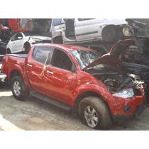 Sucata L200 P/ Peças Motor Turbo 3.2 Cambio C/ Nota Consulte