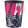Vaso Plástico Importado Monster High