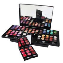 Kit De Maquiagem Paleta Glamour Luisance - L1008