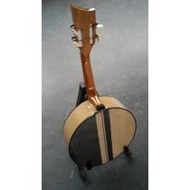 Banjo Caixa De 9 Luthier Modelo Emerson Brasa
