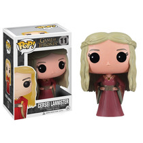 Game Of Thrones Boneca Cersei Lannister Pop Vinil Funko 10cm