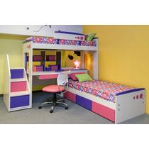 Dormitorio Escritorio L