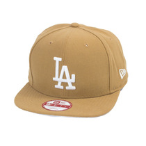 Boné New Era Strapback Original Fit Los Angeles Dodgers Whe
