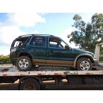 Sucata Sportage Grand Diesel 2001 Para Venda De Peças Usadas