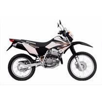 Jogo Kit Adesivos Xr 250 Tornado 2001 2008 Decal Moto