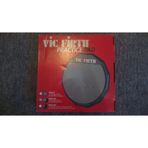 Pad Practica Vic Firth Dual 12 Original Nuevo