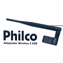 Adaptador Wireless (wifi) Usb 2 Philco