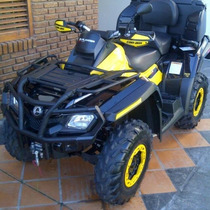 Can Am 2012 4x4