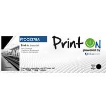 Toner Printon Compatible Hp 278a P1560, P1566, P1606dn