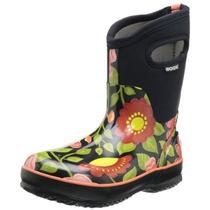 Mujeres Pantanos Clásico Medio Secret Garden Boot