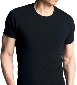 4baa6fbb5c2ea Camisa Básica Extra Grande 100% Algodão Fio 30.1 Penteado - R  16