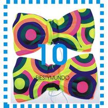 10 Moños Para Fiesta, Eventos, Animaciòn, Corbatas
