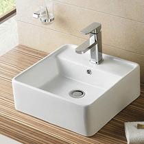 Cuba De Apoio Sobrepor Banheiro De Porcelana Cerâmica C271