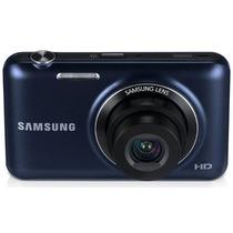 Câmera Digital Samsung Es95 Preto Cobalto, 16.1mp, 5x Zoom