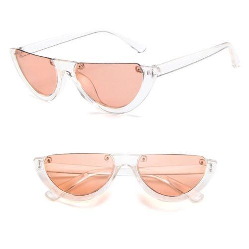 Nuevo Half Frame Gato Ojo Gafas De Sol... (clear Tea.) -   32.990 en Mercado  Libre 2d0e26817e25