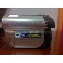 Vendo Video Cámara Sony Dcr Dvd-610