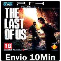 The Last Of Us -- Jogo Dublado Português *[ Psn Ps3 Play