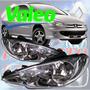Optica Peugeot 206 Biparabola Doble Parabola Original Valeo