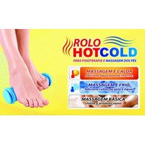 Rolo Para Massagem Dos Pés Quente-frio Hotcold Orthopauher