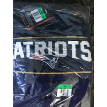 Sudadera Nike New England Patriots Navy Gold Drivecollection