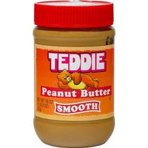 Creme Pasta De Amendoim Americana Teddie 510g Mc