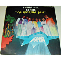Lp Fania All Stars / California Jam