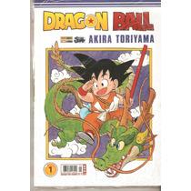 Dragon Ball # 01 A 42 Ed Panini Akira Toryama Lacrados Novos