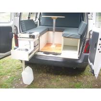 Equipo Mini Camper Multifuncion - Nuevo Modelo Full !!