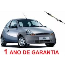 Caixa De Direção Ford Ká 1997 Á 2007 Todos 1 Ano De Garantia