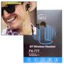 Fone Ouvido Bluetooth Sem Fio Superior A Motorola S9 S10 S11